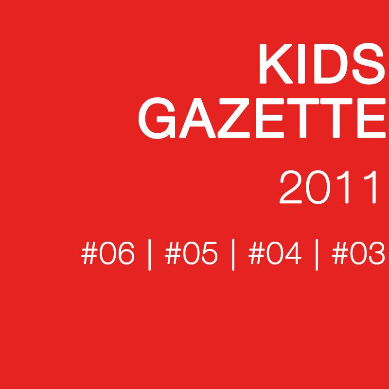 archive kidsgazette 2011