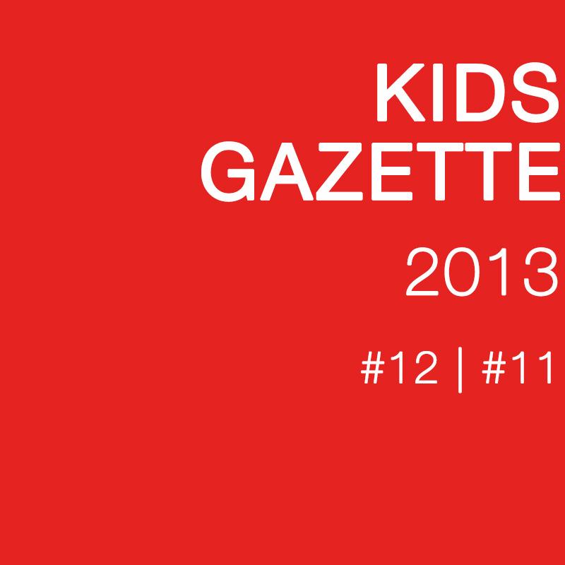 archive kidsgazette 2013