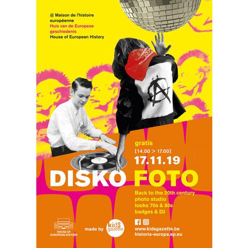 disko foto brussels