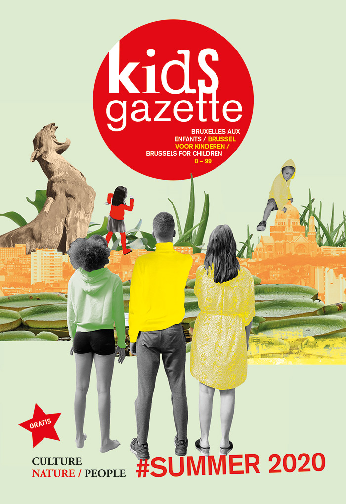 kidsgazette adultes SUMMER 2020