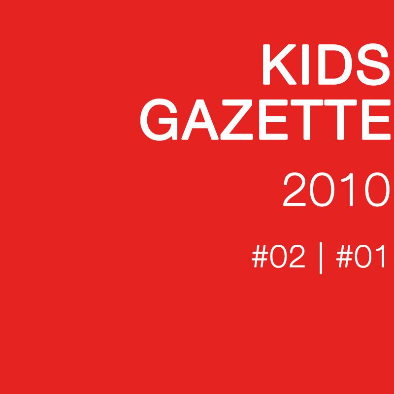 archive kidsgazette 2010