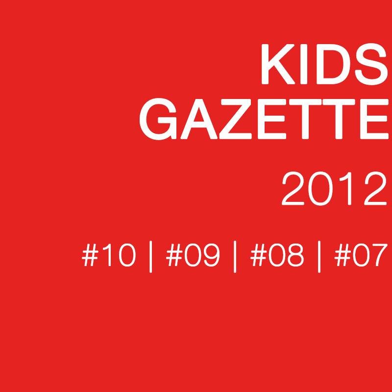 archive kidsgazette 2012