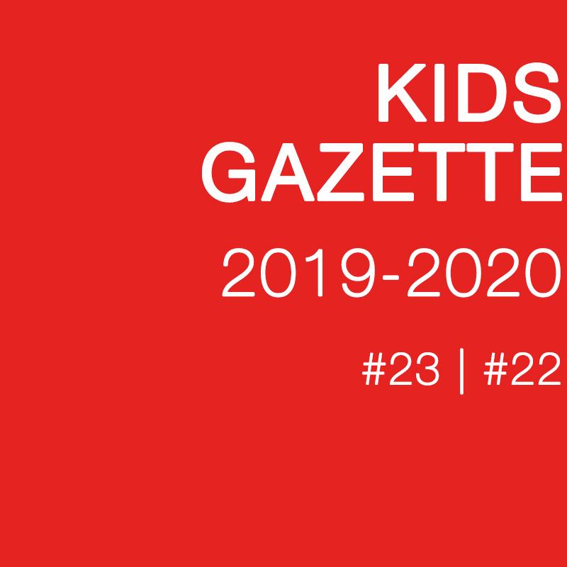 kidsgazette 22 et 23