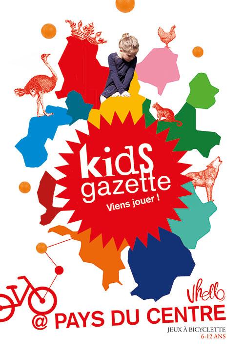 cover Kidsgazette pays du centre